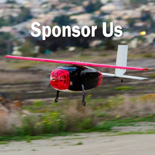 Click here to learn about sponsoring Design Build Fly